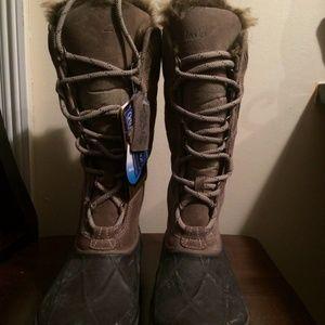 Clarks Women Snow Boots Muckers Storm, Waterproof